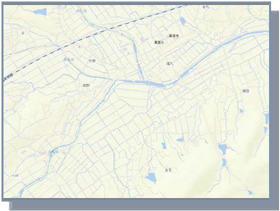 背景地図3